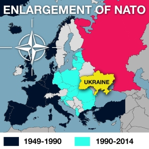 Enlargement Nato Map